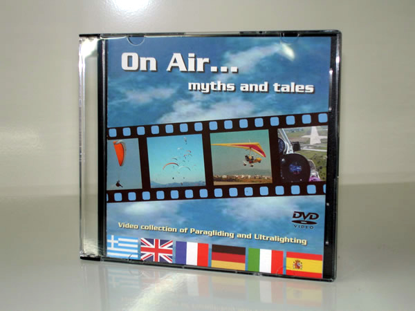 on air pack dvd