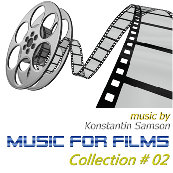 Music for Films Collection No2 (CD)