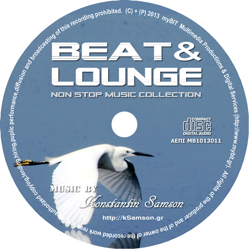 beat and lounge surface cd