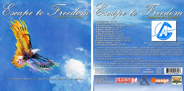 Escape to Freedom (CD)