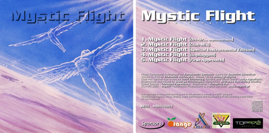 Mystic Flight (CD-Single)