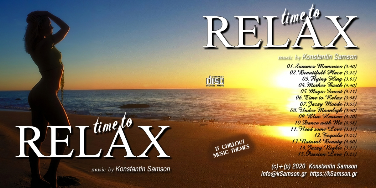 Time to Relax (CD)